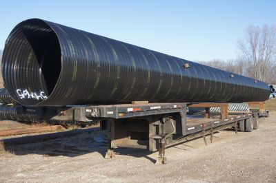 Drainage Products Corrugated Steel Pipe St Regis Culvert St Regis Culvert
