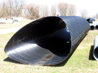 Drainage Products – Corrugated Steel Pipe | St  Regis